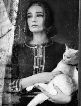 Audrey Hepburn (by Richard Avedon, 1959)   Photography Now   Scoop.it