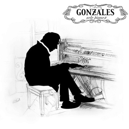 Chilly Gonzales –  » Solo Piano 2 «  | Musical Freedom | Scoop.it