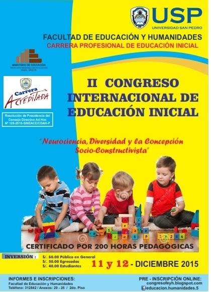 II-Congreso Internacional de Educación Inicial | RedDOLAC | Scoop.it