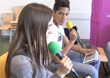 Webradio sur les usages des tablettes numériques - Canopé Essonne | Numérique & pédagogie | Scoop.it