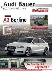 Audi Bauer sort un journal - L'argus auto | MAGAZINES PRESSE | Scoop.it
