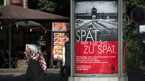 Nazi hunting campaign kicks off in Germany | Australian History | Scoop.it