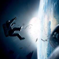Alfonso Cuaron's Generic 'Gravity' | Flims and the gooey stuff that makes them :) x | Scoop.it