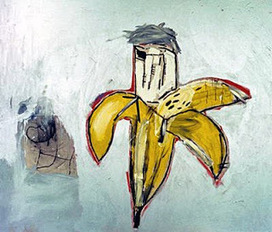 Basquiat's Banana - How To Get Great Visual Content ScentTrail Marketing | BI Revolution | Scoop.it