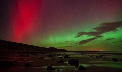 Northern Lights Aurora Borealis Illuminate UK | 96.9 Viking FM | Aurora | Scoop.it