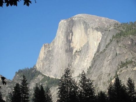 Half Dome from Mirror Lake - Earth Science Picture of the Day | Yosemite and its wonders | Scoop.it