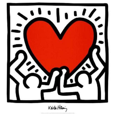 Celebrating Keith Haring, a Master of the Street Art | Best Urban Art | Scoop.it