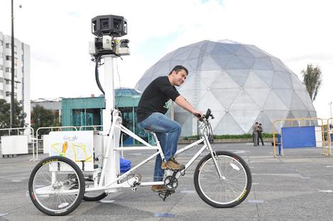 Manizales en 360º para Google - La Patria.com | #GoogleEarth | Scoop.it