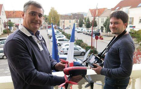 Sécurité : Linas veut lancer des patrouilles par drone | Fédération Belge du Drone civil | Scoop.it