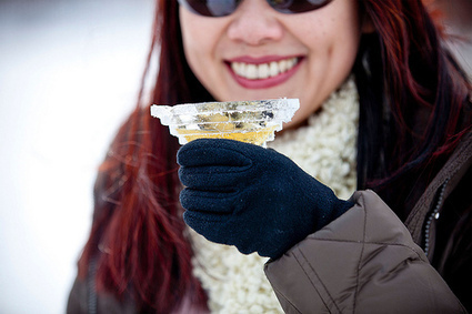 Niagara Icewine Festival — it's ice time at the biggest winter party in Ontario | Wines In Niagara | A Toast To Me | Scoop.it