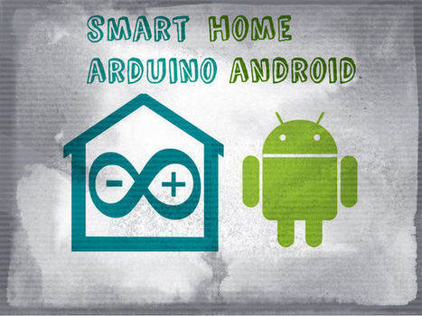 Smart home with arduino | WEBTRONICO | Scoop.it