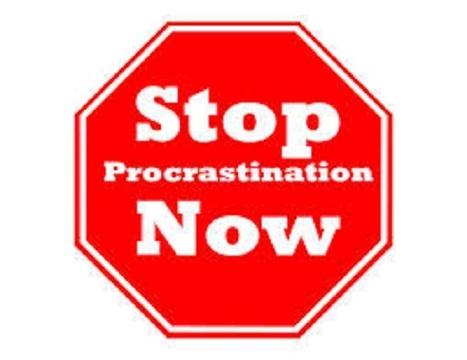 Procrastination Definition | Hi! I'm Atik | Scoop.it