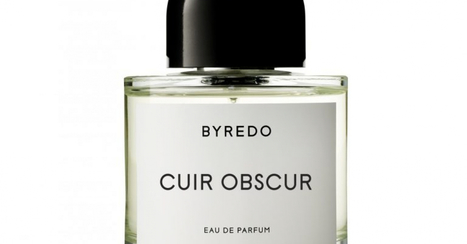 New from Byredo: Cuir Obscur ~ Niche Perfumery ~ Fragrantica | Jalel Mokni | Scoop.it