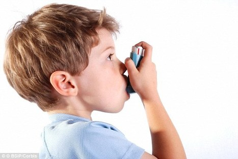 Divorce raises a child's chance of developing asthma by a THIRD - and stress may be to blame | Woodbury Reports Review of News and Opinion Relating To Struggling Teens | Scoop.it