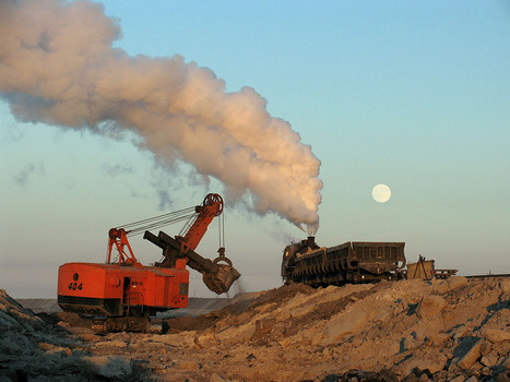 ENERGY RESOURCES: The Hard Facts About Coal Consumption   > Environmental   Scoop.it