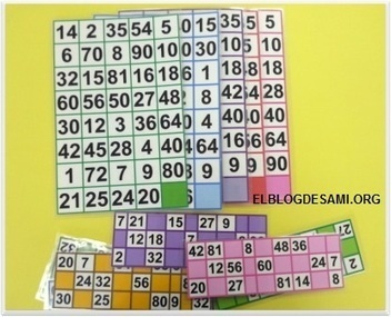 BINGO, TABLAS DE MULTIPLICAR. | Recull diari | Scoop.it