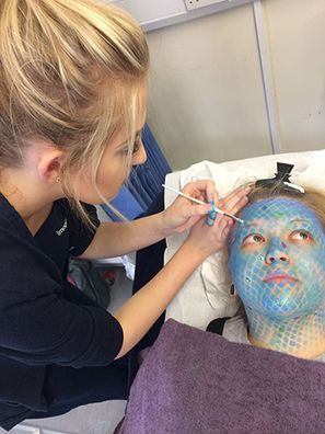 City of Bath College - Hair & Beauty students put their skills to the test | Gazelle Student Impact | Scoop.it