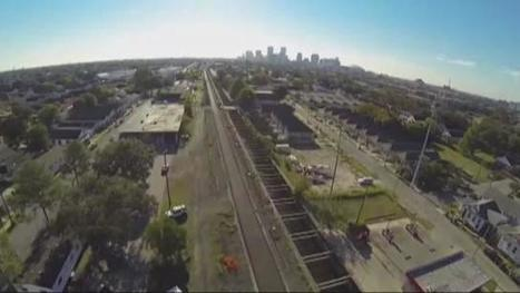 Lafitte Greenway project clears blight, almost complete - WWL | Demolition + Blight | Scoop.it