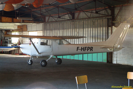 F-HFPR - Cessna 152 - Tagazous | Fantastic-shot vous recommande | Scoop.it