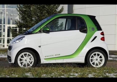 Smart ForTwo Electric Drive - In Photos: 12 'Greenest' Cars For 2014 | Oil Recovery Technology | Scoop.it