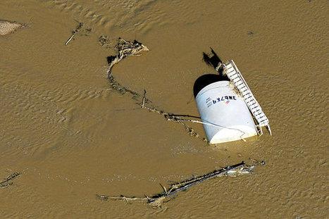 Federal Regulators Inspect Colorado Oil Spill - U.S. News & World Report | Oil Spill | Scoop.it
