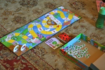 The 5 Best Board Games for Young Children...and why you should play them! - I Can Teach My Child! | Children's Games | Scoop.it