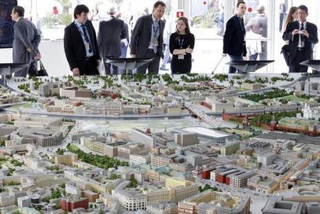 L'immobilier de bureaux perçu comme moins sûr en France | Immobilier de bureaux : communication et marketing. | Scoop.it