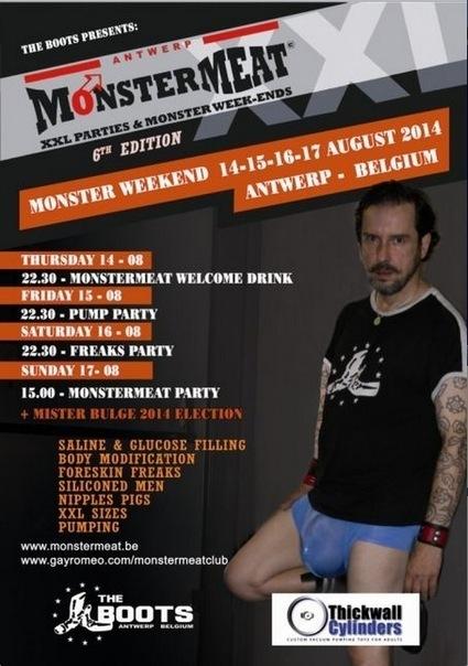 Monstermeat Antwerp | PumpCoach | Scoop.it