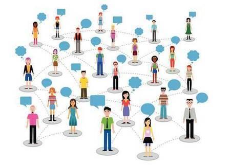 La calidad de las redes sociales, seguidores y seguidos | Voz a Voz Manager | Com.En.Zar - TV y Entretenimiento | Scoop.it