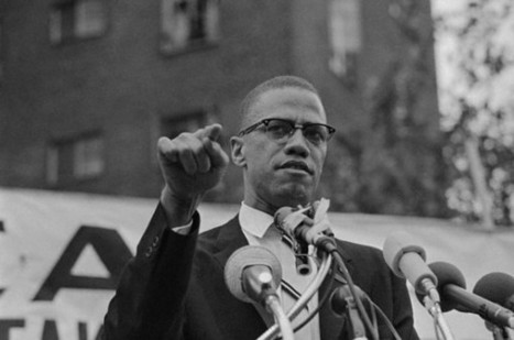 The Source Remembers Malcolm X | Else than Hip-Hop | Scoop.it