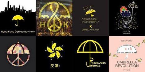 Hongkong : quand la «révolution des parapluies» contourne la censure numérique | Stratégies de communication | Scoop.it