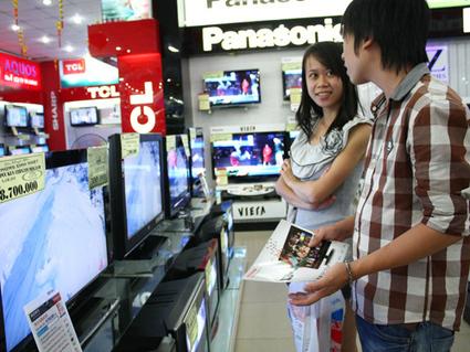 Cách sử dụng tivi màn hình phẳng an toàn, tiết kiệm điện - Tin tức mới nhất từ Vinashopping.vn | vanhung | Scoop.it