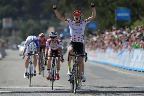 Routley claimed stage four of the Tour of California | INFORMALSPORTS | Scoop.it