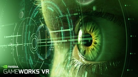 Nvidia travaille sur une nouvelle génération de casques de réalité virtuelle   Clic France   Scoop.it