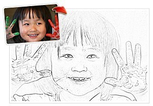 Photo Pencil Sketch | Differentiation Strategies | Scoop.it