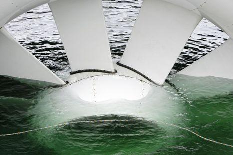 Sous la Manche, un jardin des hélices | Avantages et Inconvénients de l'hydrolienne | Scoop.it