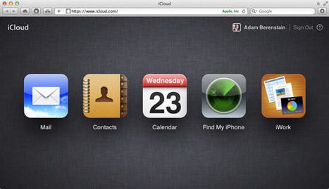 Everything You Need to Know about Setting Up iCloudQuick iPhone ... | Apple Rocks! | Scoop.it