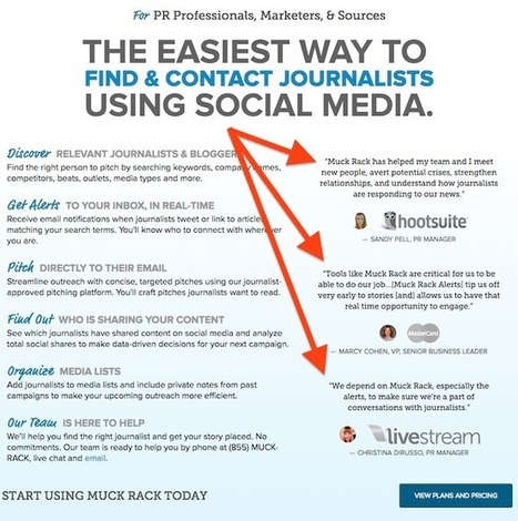 5 Ways You Can Add Social Proof to Your Landing Pages   MarketingHits   Scoop.it