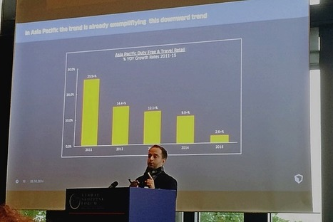 Duty free gets a reality check at Hamburg GSF event | Travel Retail Business | The Internal Consultant - Travel Retail | Scoop.it