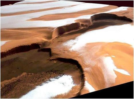 Incredible Technology: How to Mine Water on Mars | Space matters | Scoop.it