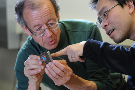 33rd Square | Wireless Brain Sensor Developed At Brown University | Gerontechnology & Mobile Assistive Tech | Scoop.it