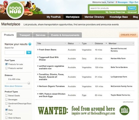 5 Online Tools Helping Small Food Producers Market & Distribute Their Products | Food+Tech Connect | Vertical Farm - Food Factory | Scoop.it