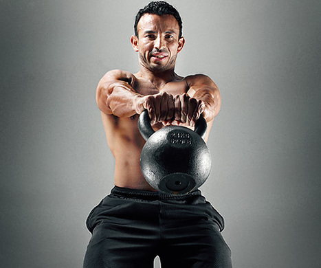 Fast Abs: 4 Fat-Burning Finishers | Fitness | Scoop.it