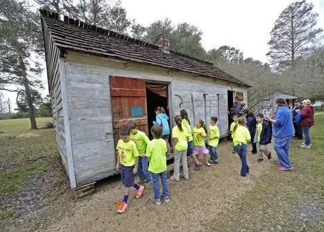 Louisiana plantation tours skittish on slavery history | Genealogy | Scoop.it