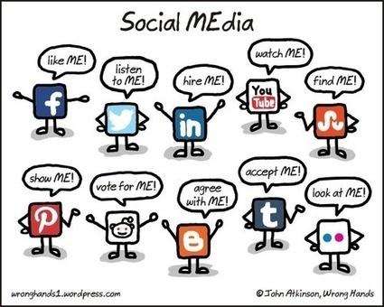 11 Astuces pour acquérir des Clients grâce aux Réseaux Sociaux | Webmarketing & Social Media | Scoop.it