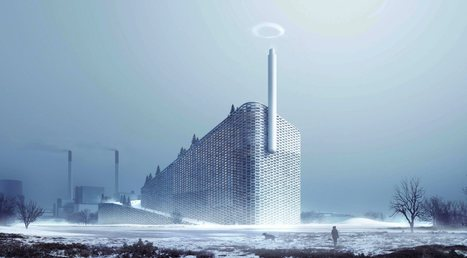 "Amager Bakke Highlighted by BIG in ""The 100 Infrastructure Report"" | Venari Sourcing Scoop | Scoop.it"