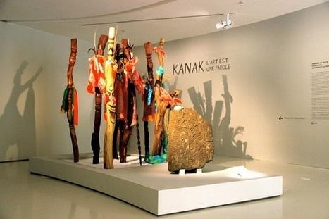 Kanak l'art est une parole | Neoness | Kiosque du monde : Océanie | Scoop.it
