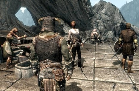 Build wooden followers with this Skyrim mod   Game Mod Culture   Scoop.it