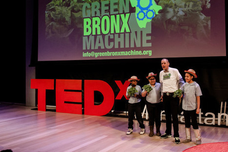 10 Highlights from TEDx Manhattan 2015 | Civil Eats | Vertical Farm - Food Factory | Scoop.it
