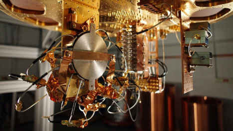 Marriage between Goolge and Quantum Computing | Post-Sapiens, les êtres technologiques | Scoop.it